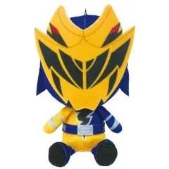 SENTAI HERO PLUSH SERIES KISHIRYU SENTAI RYUSOULGER: RYUSOUL GOLD Tamashii (Bandai Toys)