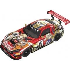 1/43 SCALE MINIATURE CAR: GOOD SMILE RACING & TYPE-MOON RACING 2019 SPA24H VER. Good Smile Racing