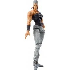 SUPER ACTION STATUE JOJO'S BIZARRE ADVENTURE PART III: J. P. POLNAREFF (RE-RUN) Medicos Entertainment