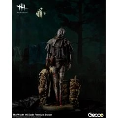 DEAD BY DAYLIGHT 1/6 SCALE STATUE: THE WRAITH Gecco