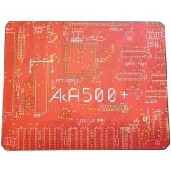 RED BOARD MOUSEPAD APC&TCP
