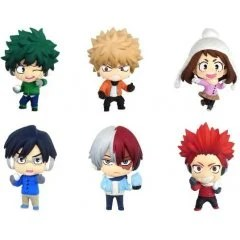 COLOR COLLECTION MY HERO ACADEMIA VOL. 3 (SET OF 6 PIECES) Movic