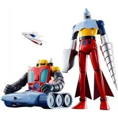 SOUL OF CHOGOKIN GX-91 GETTER ROBO: GETTER 2 & 3 D.C. Tamashii (Bandai Toys)