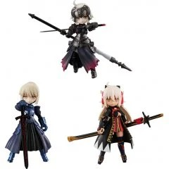 DESKTOP ARMY FATE/GRAND ORDER VOL.4 (SET OF 3 PIECES) Mega House