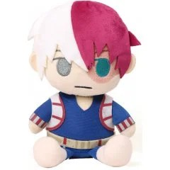 MY HERO ACADEMIA PLUSH HERO: VER. TODOROKI Movic