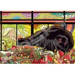 SPIRITED AWAY 208 PIECE ART CRYSTAL JIGSAW PUZZLE: KYOUEN NO ATO Ensky