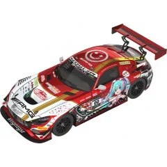 HATSUNE MIKU GT PROJECT 1/43 SCALE MINIATURE CAR: MERCEDES-AMG TEAM GOOD SMILE 2019 SUZUKA 10HOURS VER. Good Smile Racing