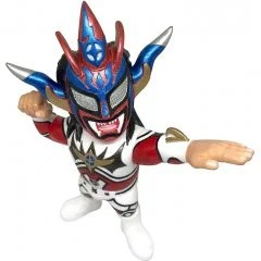 NEW JAPAN PRO-WRESTLING 16D COLLECTION SOFT VINYL: JYUSHIN THUNDER LIGER (LIMITED EDITION COLOR) 16 directions