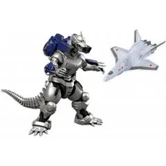 ACKS GODZILLA AGAINST MECHAGODZILLA MODEL KIT: MFS-3 3-KIRYU WITH SHIRASAGI FULL COMPLETE VER. Aoshima