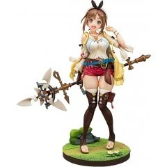 ATELIER RYZA EVER DARKNESS & THE SECRET HIDEOUT 1/7 SCALE PRE-PAINTED FIGURE: RYZA (REISALIN STOUT) Wonderful Works