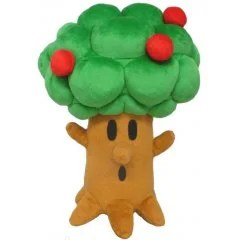 KIRBY'S DREAM LAND ALL STAR COLLECTION PLUSH: WHISPY WOODS (S) San-ei Boeki