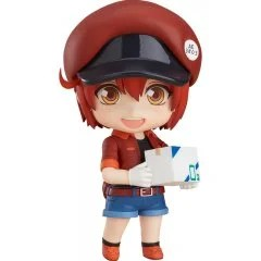 NENDOROID NO. 1214 CELLS AT WORK!: RED BLOOD CELL Good Smile