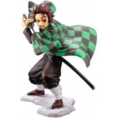 ARTFX J DEMON SLAYER KIMETSU NO YAIBA 1/8 SCALE PRE-PAINTED FIGURE: TANJIRO KAMADO Kotobukiya
