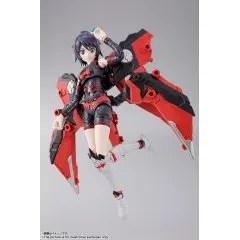 S.H.FIGUARTS TAMASHII GIRL: AOI Tamashii (Bandai Toys)