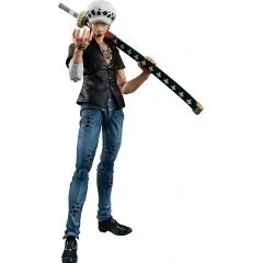 VARIABLE ACTION HEROES ONE PIECE: TRAFALGAR LAW VER.2 Mega House