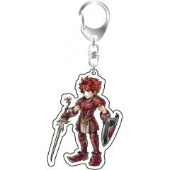 DISSIDIA FINAL FANTASY ACRYLIC KEYCHAIN: WARRIOR OF LIGHT VOL. 2 (RE-RUN) Square Enix