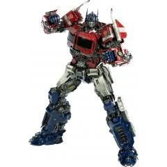 TRANSFORMERS BUMBLEBEE DLX SCALE: OPTIMUS PRIME (2ND RELEASE) Three A