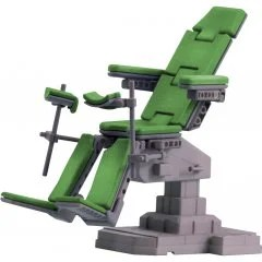 LOVE TOYS VOL. 7: MEDICAL CHAIR GREEN VER. (RE-RUN) Sky Tube