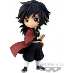 DEMON SLAYER KIMETSU NO YAIBA Q POSKET PETIT VOL.2: GIYU TOMIOKA Banpresto