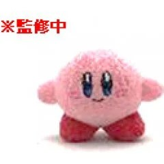 KIRBY'S DREAM LAND TENORI PLUSH MASCOT: KIRBY Gray Parka Service