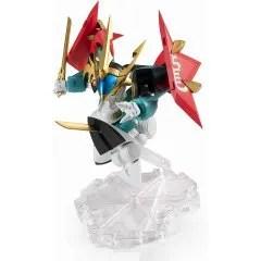 MASHIN HERO WATARU NXEDGE STYLE: MASHIN UNIT GENRYUMARU Tamashii (Bandai Toys)