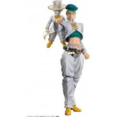 SUPER ACTION STATUE JOJO'S BIZARRE ADVENTURE PART IV: ROHAN KISHIBE & HEAVEN'S DOOR (RE-RUN) Medicos Entertainment