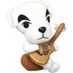 ANIMAL CROSSING ALL STAR COLLECTION PLUSH: DP02 K.K. SLIDER (S) San-ei Boeki