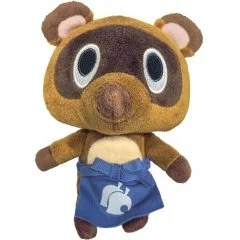 ANIMAL CROSSING ALL STAR COLLECTION PLUSH: DP08 TIMMY & TOMMY (STORE) (S) San-ei Boeki