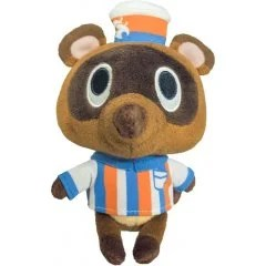ANIMAL CROSSING ALL STAR COLLECTION PLUSH: DP09 TIMMY & TOMMY (CONVENIENCE STORE) (S) San-ei Boeki