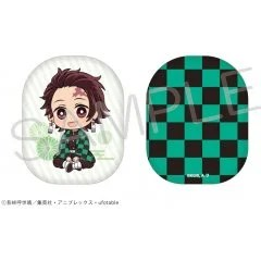 DEMON SLAYER KIMETSU NO YAIBA OSUWARI DIE-CUT CUSHION: TANJIRO KAMADO Tapioca