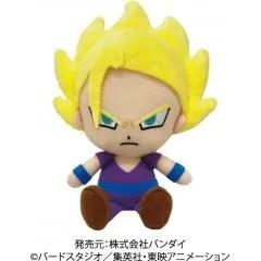 DRAGON BALL Z CHIBI PLUSH: SUPER SAIYAN SON GOHAN Tamashii (Bandai Toys)