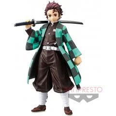 KIMETSU NO YAIBA FIGURE VOL.1: KAMADO TANJIRO (RE-RUN) Banpresto