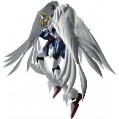 GUNDAM UNIVERSE GUNDAM WING ENDLESS WALTZ: XXXG-00W0 WING GUNDAM ZERO CUSTOM Tamashii (Bandai Toys)