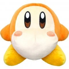 KIRBY'S DREAM LAND ALL STAR COLLECTION PLUSH: WADDLE DEE (M) San-ei Boeki