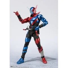 S.H.FIGUARTS KAMEN RIDER BUILD: RABBIT TANK FORM BEST SELECTION Tamashii (Bandai Toys)