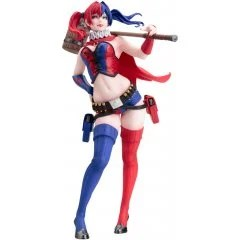 DC COMICS BISHOUJO DC UNIVERSE 1/7 SCALE PRE-PAINTED FIGURE: HARLEY QUINN THE NEW 52 VER. 2ND EDITION Kotobukiya