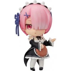 NENDOROID NO. 732 RE:ZERO -STARTING LIFE IN ANOTHER WORLD-: RAM (RE-RUN) Good Smile