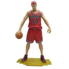 THE SPIRIT COLLECTION OF INOUE TAKEHIKO SLAM DUNK VOL. 1: SAKURAGI HANAMICHI (RE-RUN) M.I.C