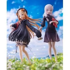 FATE/GRAND ORDER 1/7 SCALE PRE-PAINTED FIGURE: FOREIGNER/ABIGAIL WILLIAMS & LAVINIA WHATELEY SET Amakuni