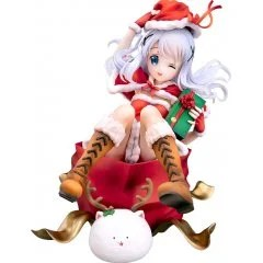 IS THE ORDER A RABBIT?? 1/7 SCALE PRE-PAINTED FIGURE: CHINO SANTA VER. Phat Company