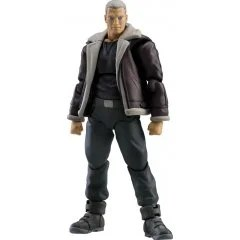 FIGMA NO. 482 GHOST IN THE SHELL STAND ALONE COMPLEX: BATOU S.A.C. VER. Max Factory
