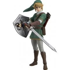 FIGMA NO. 320 THE LEGEND OF ZELDA: LINK TWILIGHT PRINCESS VER. DX EDITION (RE-RUN) Max Factory
