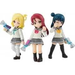 LOVE LIVE! SUNSHINE!! AQOURS SHOOTERS! 03 (SET OF 3 PACKS) Bandai Spirits