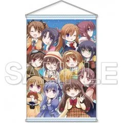 SISTER PRINCESS B2 WALL SCROLL SERIES YUKI KIRIGA Kadokawa Shoten