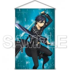 SWORD ART ONLINE ALICIZATION WAR OF UNDERWORLD B2 WALL SCROLL: KIRITO Kadokawa Shoten