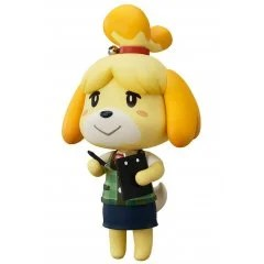 NENDOROID NO. 327 ANIMAL CROSSING NEW LEAF: SHIZUE (ISABELLE) (2ND SHIPMENT OF RE-RUN) Good Smile