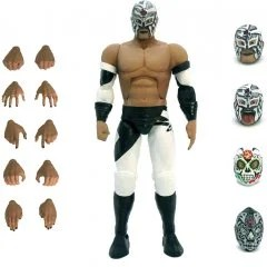 NEW JAPAN PRO-WRESTLING ULTIMATE 7-INCH ACTION FIGURE: BUSHI Super7