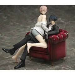 CHARACTER'S SELECTION 10 COUNT 1/8 SCALE PRE-PAINTED FIGURE: TADAOMI SHIROTANI & RIKU KUROSE BINDing