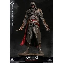 ASSASSIN'S CREED 1/6 SCALE COLLECTIBLE FIGURE: MENTOR EZIO AUDITORE Damtoys