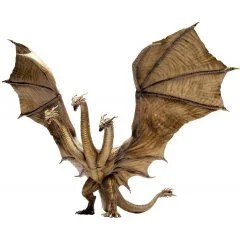 HYPER SOLID SERIES GODZILLA KING OF THE MONSTERS: KING GHIDORAH (2019) Art Spirits